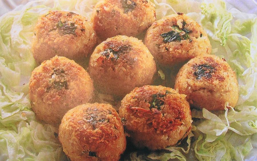 ball tip recipes